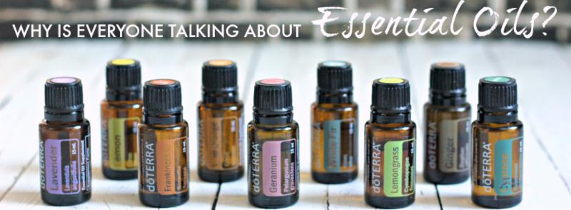 It seems like essential oils are everywhere these days! Getting started with quality therapeutic essential oils is easy!