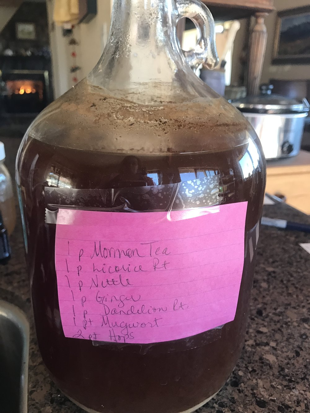 I have learned the hard way to label my bottles. Although I always think I will remember what's going on in there---I will forget. I also add the date that the ferment started so I can keep track of approximately when the beer will be ready to bottle.