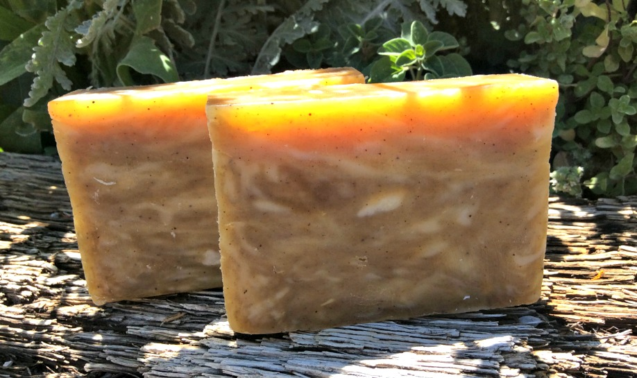 Read one of my tutorials: Make Your Own Soap! My Favorite Hot Process Soap Recipe