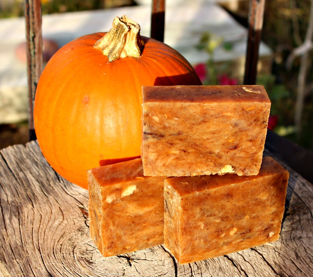 The perfect soap for Fall. Try out this Mandarin Spice Hot Process Soap Recipe! :-)