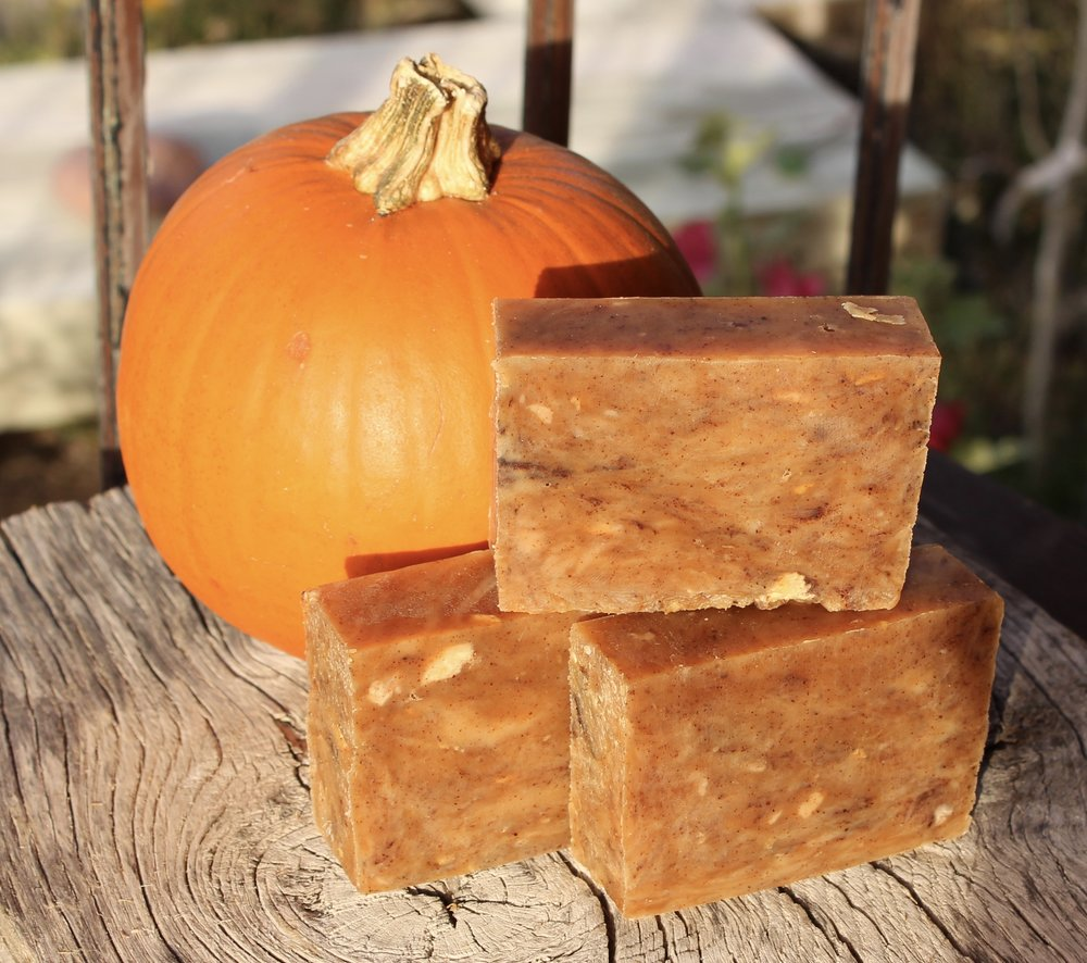 Rustic Fall Spice Soap---Perfect all year round!