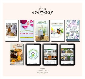 Great News! The Herbs & Oils Super Bundle worth over $1,000; is still available until next May, 2018 for $47! It's the best way I know to find an incredible array of eBooks and eCourses to pick and choose from at your leisure! Everything is downloadable too!