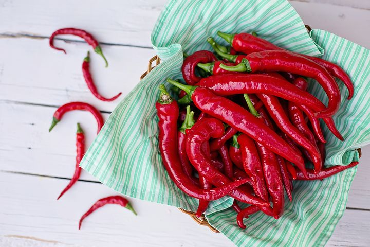 Cayenne grows like crazy, especially in warmer climates. They dry well, too.