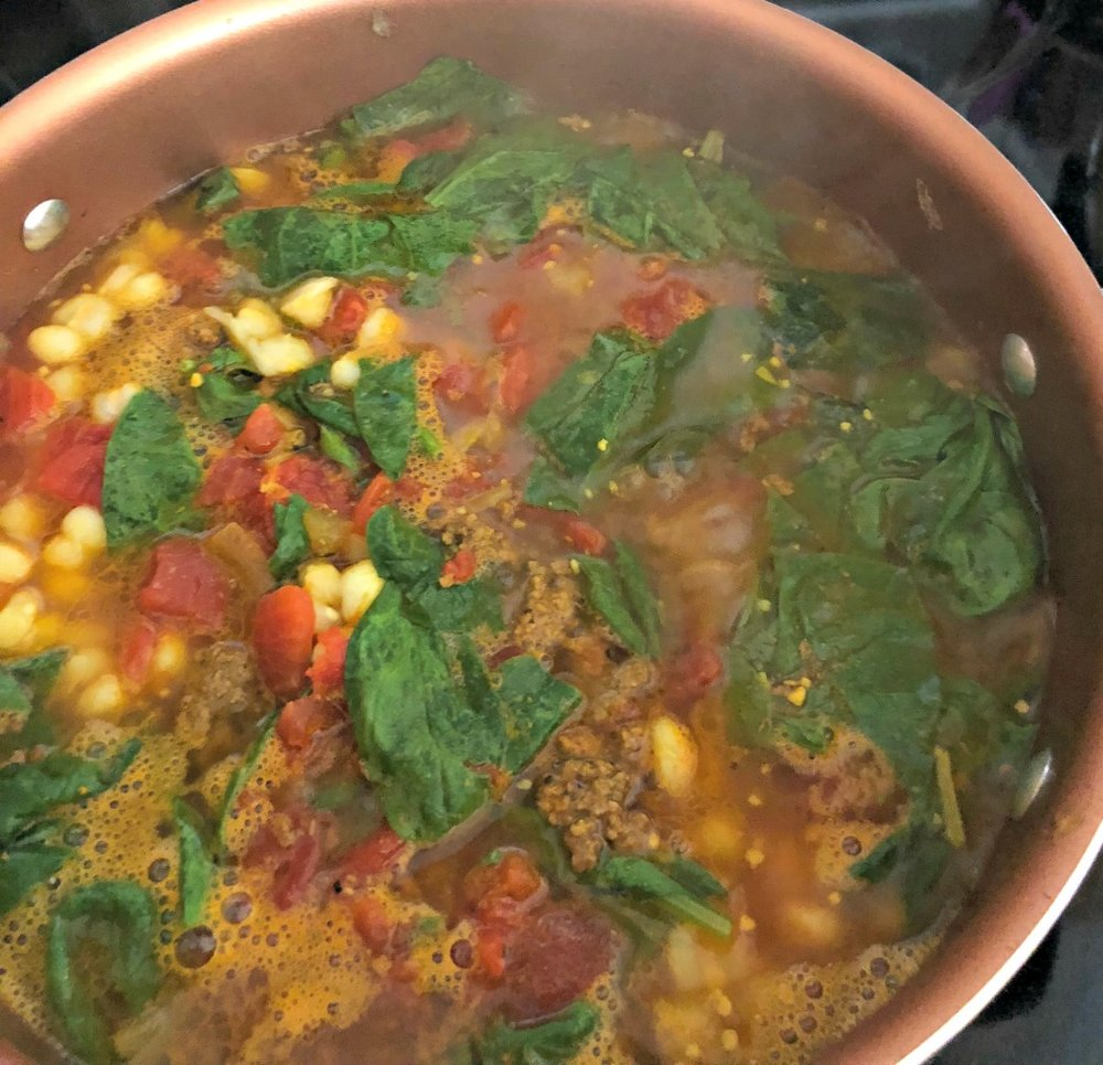 Isn't this Immune-Boosting Soup looking better and better?