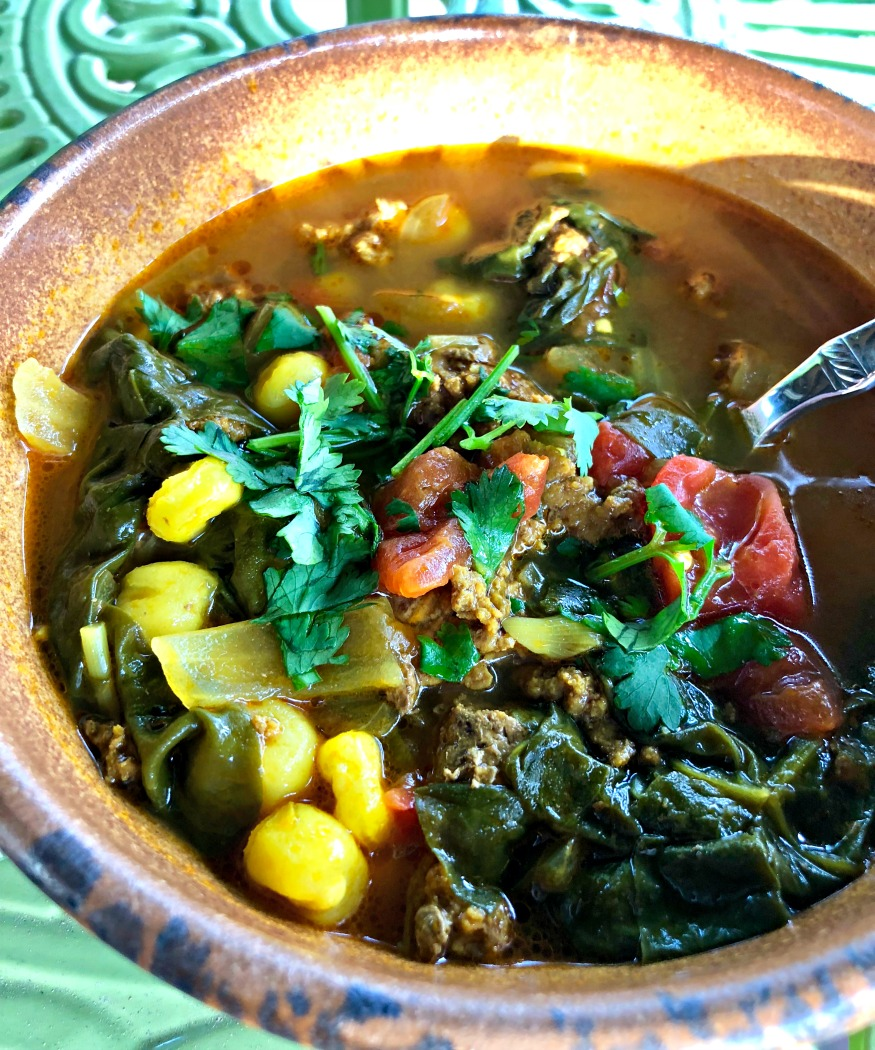 Here it is: Delicious One-Pot Immune-Boosting Southwest Soup! Enjoy!