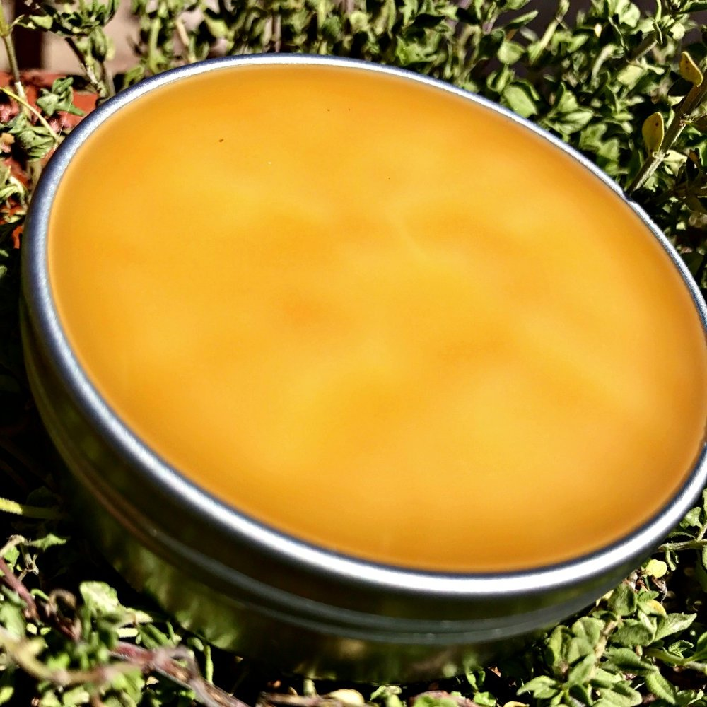Herbal salves are one of my favorite herbal preparations to make. This is plant medicine at it's finest!