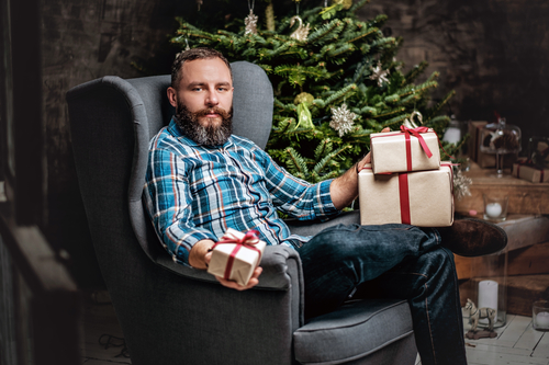 Some men are easy to buy for, and some men are just plain hard. You'll find a gift idea here!