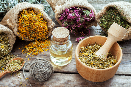 The supplies you need to get started using herbs for your health are quite minimal!