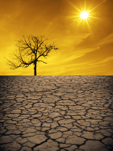 Drought could be ruinous to our country and globally.