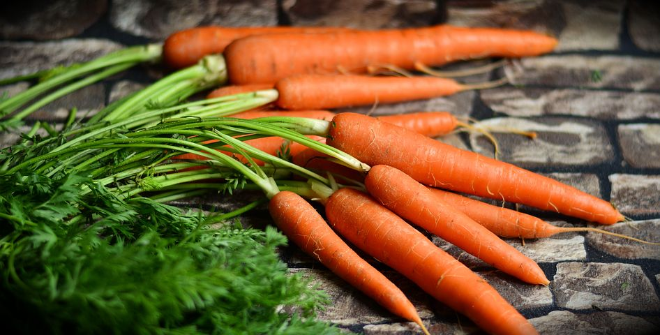 Carrots contain compounds that are fabulous for your skin! Carrot seed oil, in particular, is wonderful to add to your skin care regimen.