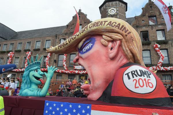 Float in Düsseldorf, Germany