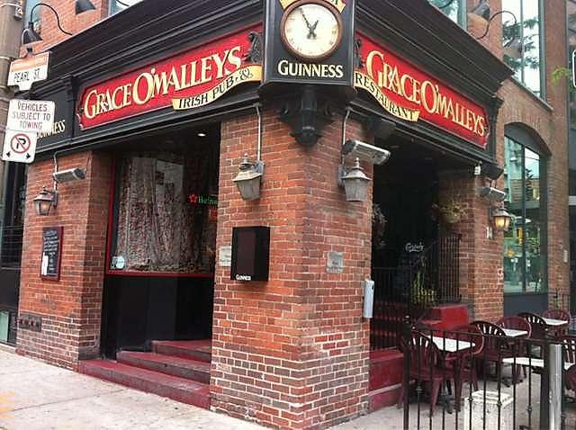 Grace-OMalleys-Toronto