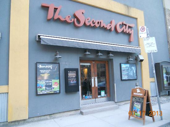 second-city-toronto