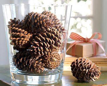 simple-christmas-decoration-pine-cones-decor-idea-diy-easy-fun