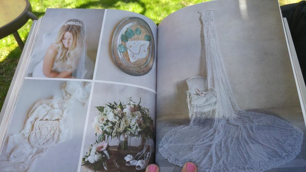 The photos from Lauren's wedding look like something out of a fairytale!