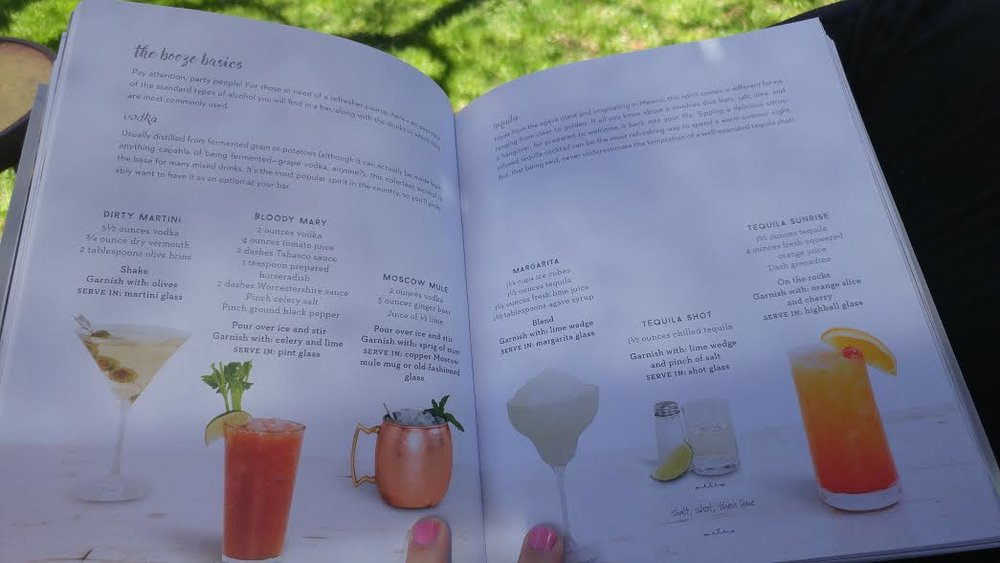 Different kinds of drinks and cocktails: quite handy to know!