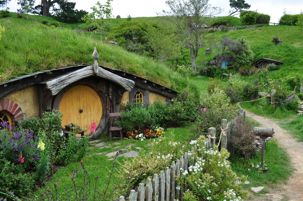 I think I'd fit in well as a Hobbit in the Shire! Source