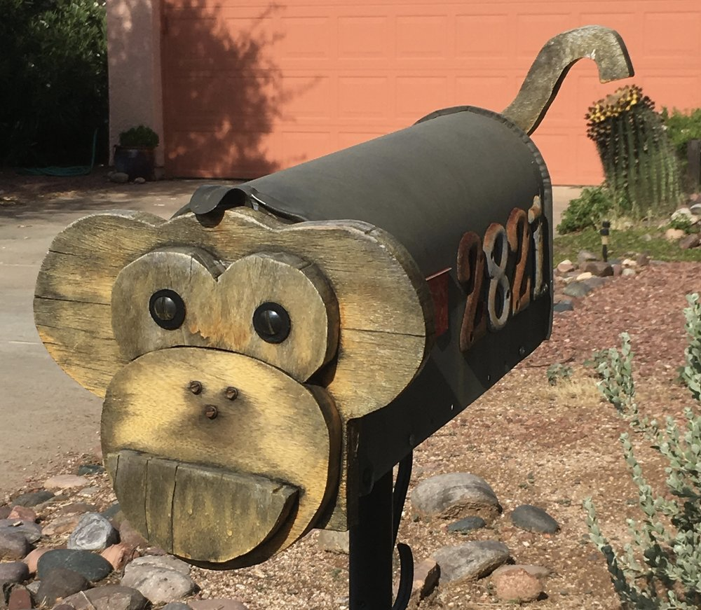 Who Has Tucsons Most Creative Mailbox True Tucson