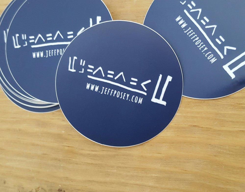 stickers with freezemark