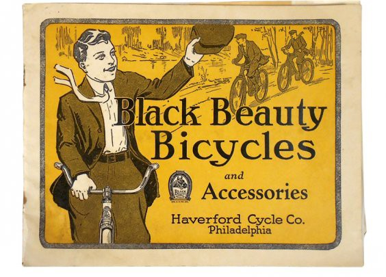 Black Beauty Bicycle Catalog