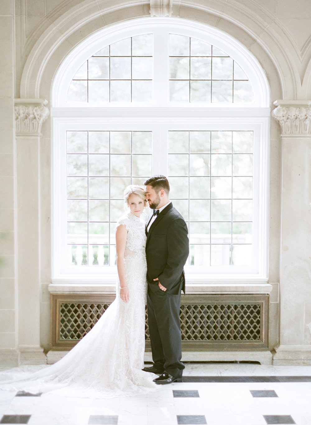 European-Inspired Styled Shoot at Laurel Hall