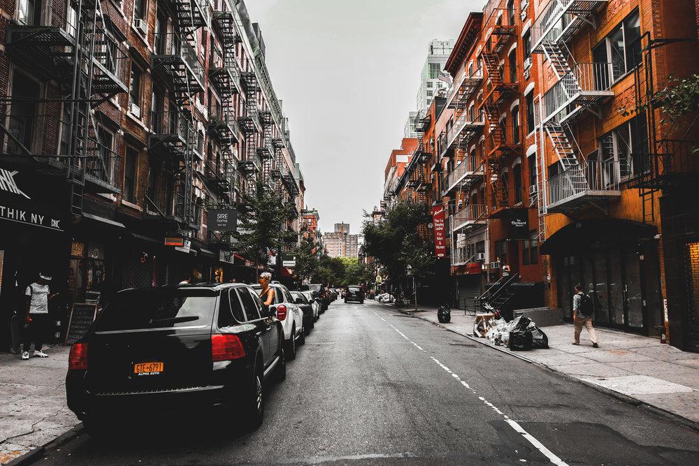 Orchard Street, NYC
