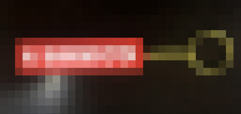 New gear is on the way... we promise. Here's a pixelated photo of one new product coming very soon.