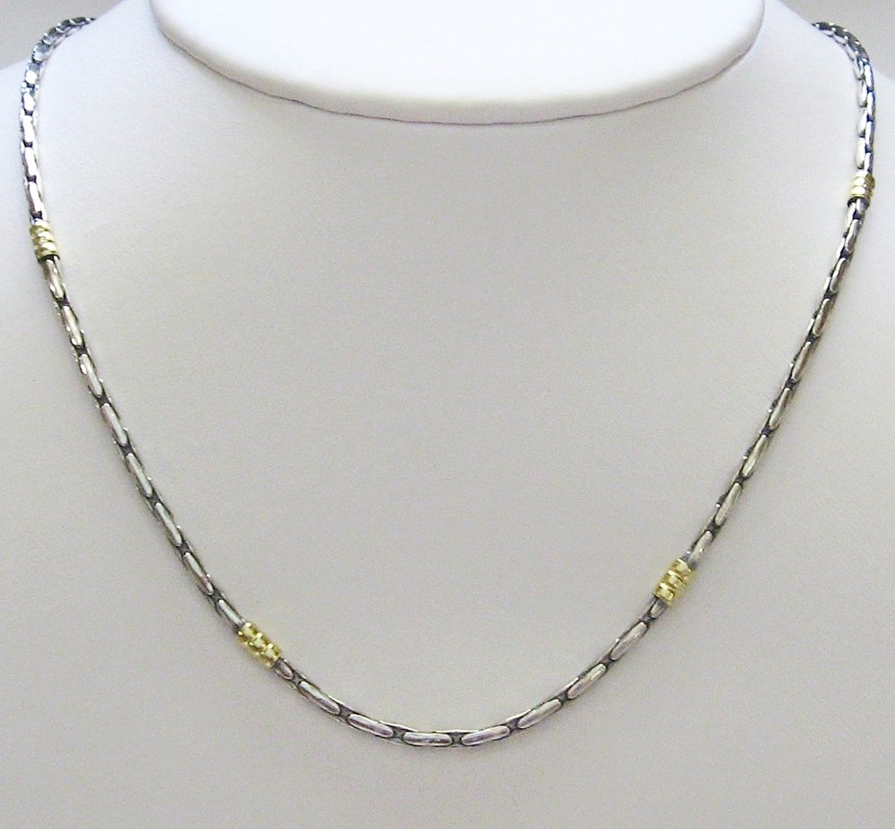 chain chains strand htm multi p views neck for alternative chunky stylish silver necklace women