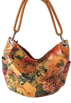 2d29692875d8 Floral Leather Bags — Pieces Of Argentina