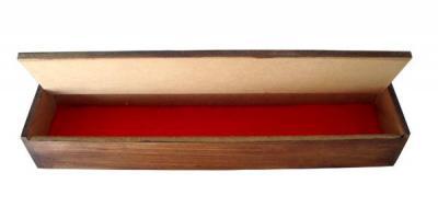 Add a handmade presentation box to your Gaucho knife purchase!