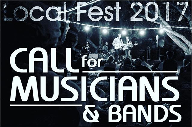 The 7th Annual Santa Barbara County Local Fest will be held on September 2-3 at Ken Adam Park.  Local Fest features: music, food, beer, wine, yoga and art under a canopy of old-growth oak trees in a natural setting symbolic of the Central Coast lifestyle.  I am looking for California based musicians to perform at the event.  Original music (1 or 2 covers is fine) Sets are ½ hour to 1 hour long We will provide food and drink Free camping Pay tbd  Backline & full PA provided  At Local Fest 2016, 28 musicians/bands performed.  Please email with info/links about you or your band. Preferably video of live performances.  info@sbclocalfest.com  Local Fest Facebook Page: https://www.facebook.com/santabarbaracountylocalfest/ Local Fest Website: www.sbclocalfest.com  Please pass this on.  Cheers, Joel Marshall