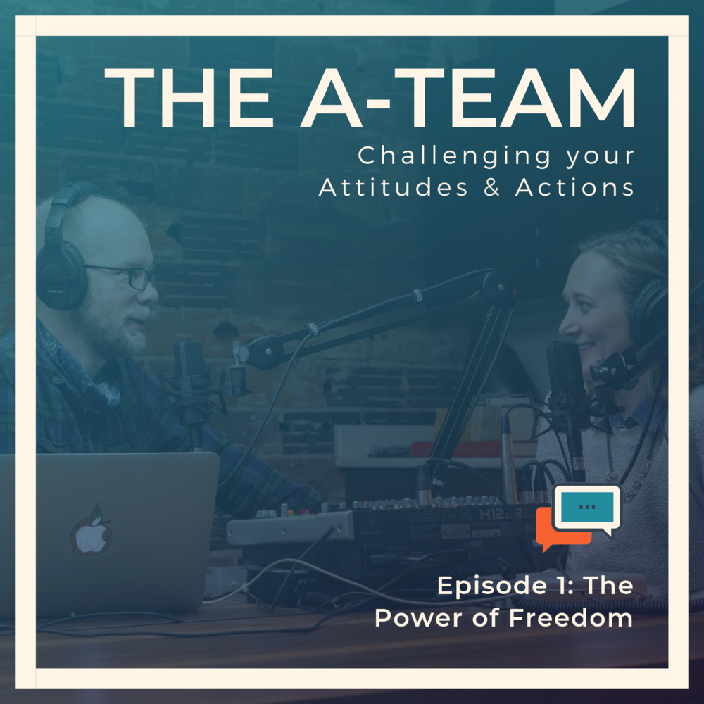 A-Team Podcast Episode One
