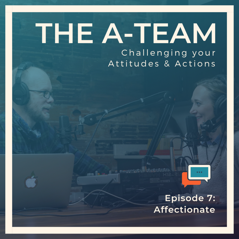 The A-Team Episode 7 Affectionate