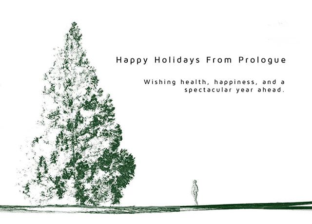 Happy holidays from our people to yours! Wishing health, happiness and a spectacular year ahead.  #happyholidays #2018 #laserscanart