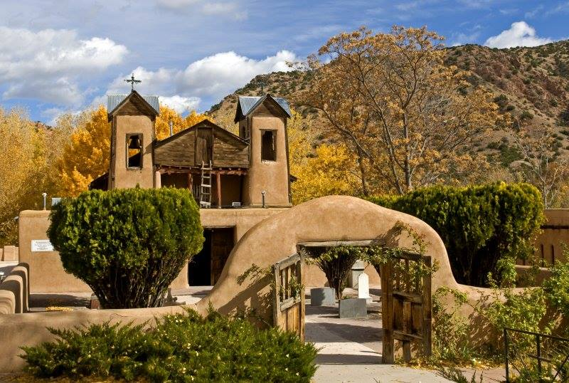 Fall at El Santuario de Chimayo Photo by Alida Thorpe http://www.pbase.com/image/105893816