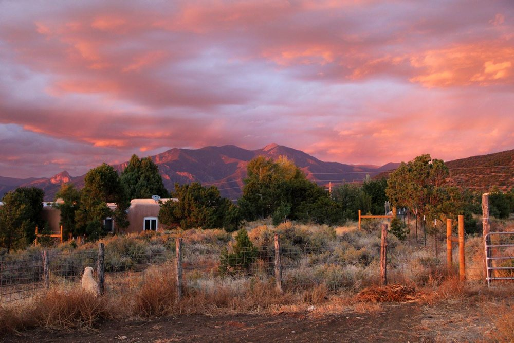 """Fall in the New Mexican Rockies will blow your mind"" http://www.goseewrite.com/2014/11/fall-new-mexican-desert-will-blow-mind/"