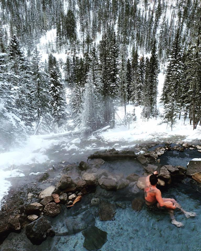 San Antonio Hot Springs in the Jemez Photo by Marcus Sartin