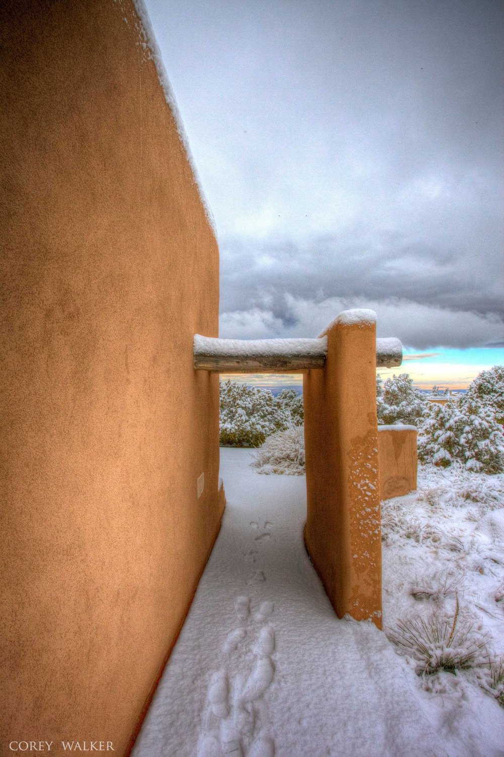 Taken in the Albuquerque foothills Photo by Corey Walker