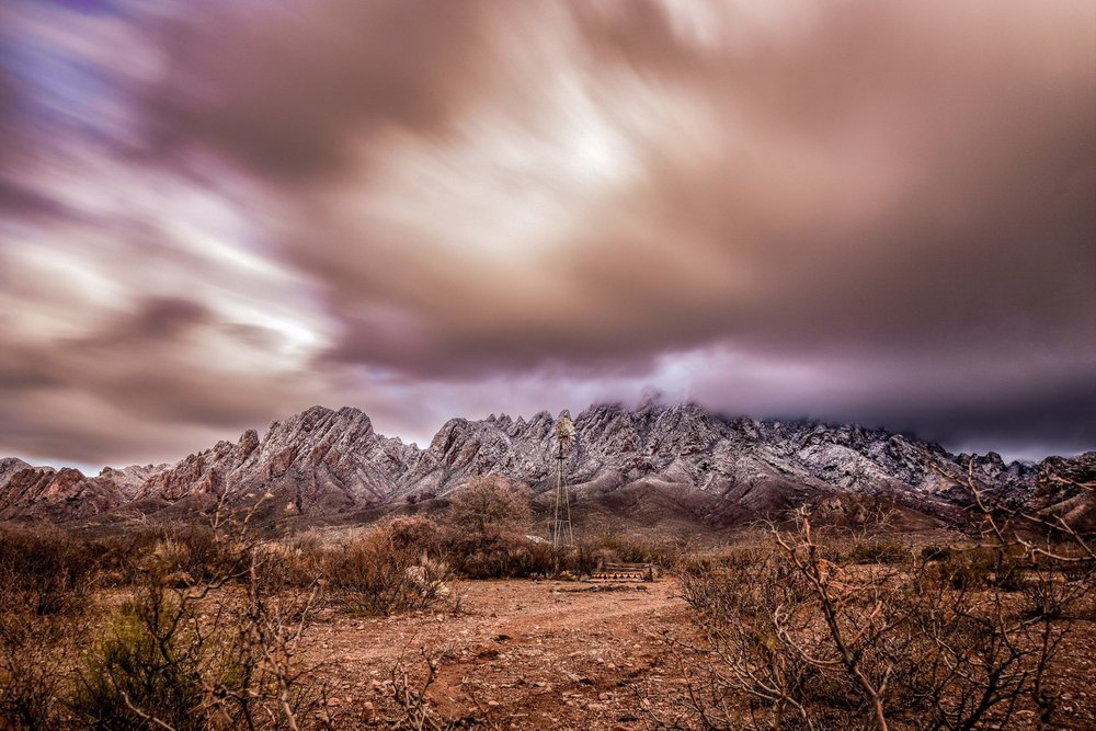 Organ Mountains  Photo by  CJ Gershon Photography