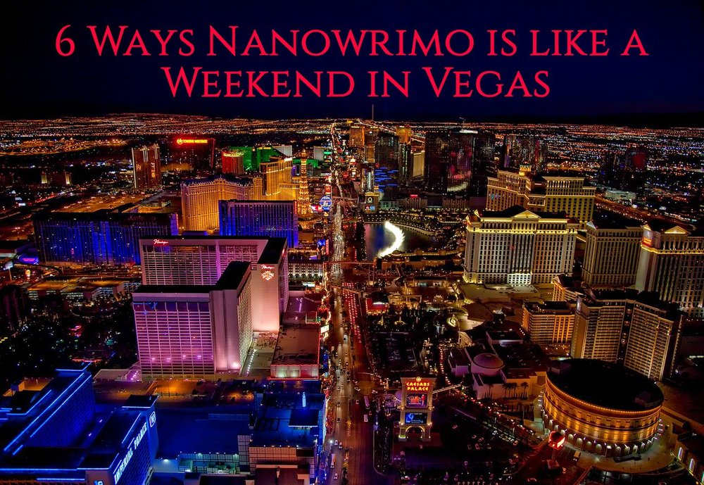 Indie Book Cover Design Blog Picture of Vegas