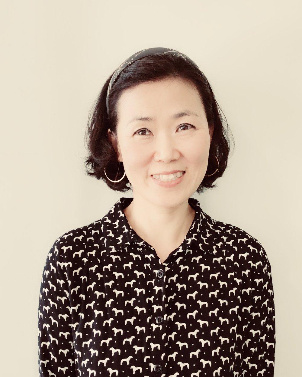 Joanne    Korean Marketing Director