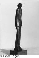 Thin Man Statue (Hammett Prize)