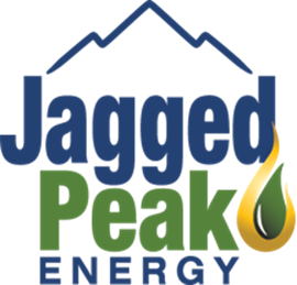 Jagged Peak Energy logo