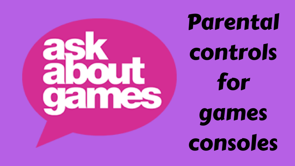 Information on how to setup Parental Controls on Xbox, Wii U and Playstation consoles.
