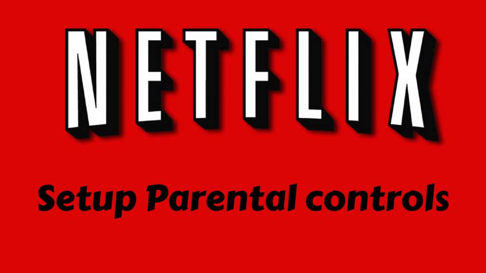 Netflix has 4 different profile setups - Little Kids, Older Kids, Teens and Adults,