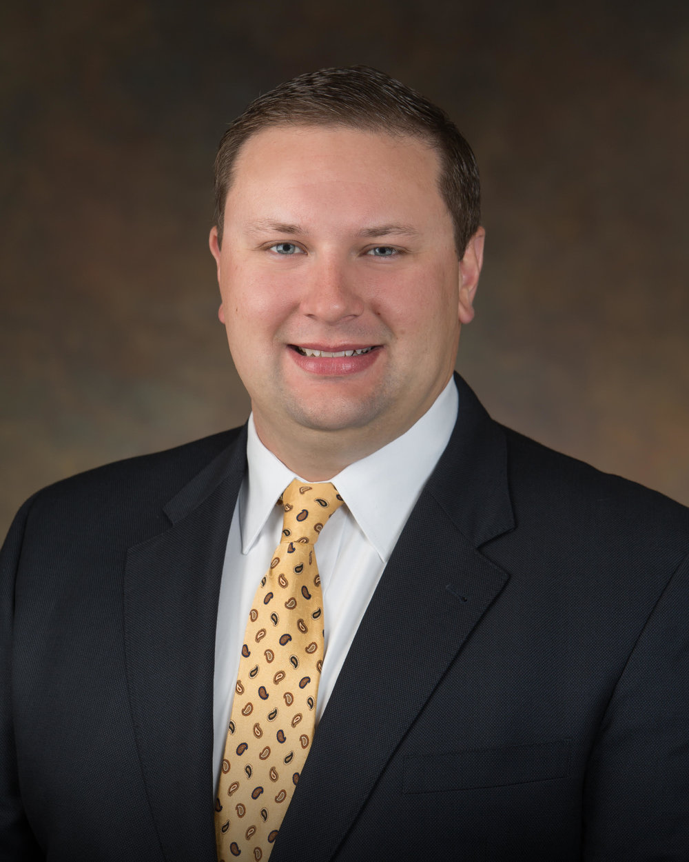Brandon Henderson, Director of Development
