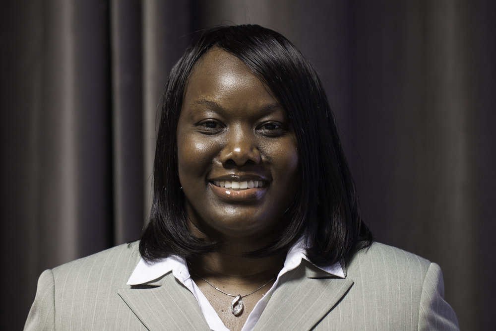 Coriecia Johnson, Treasurer & CFO