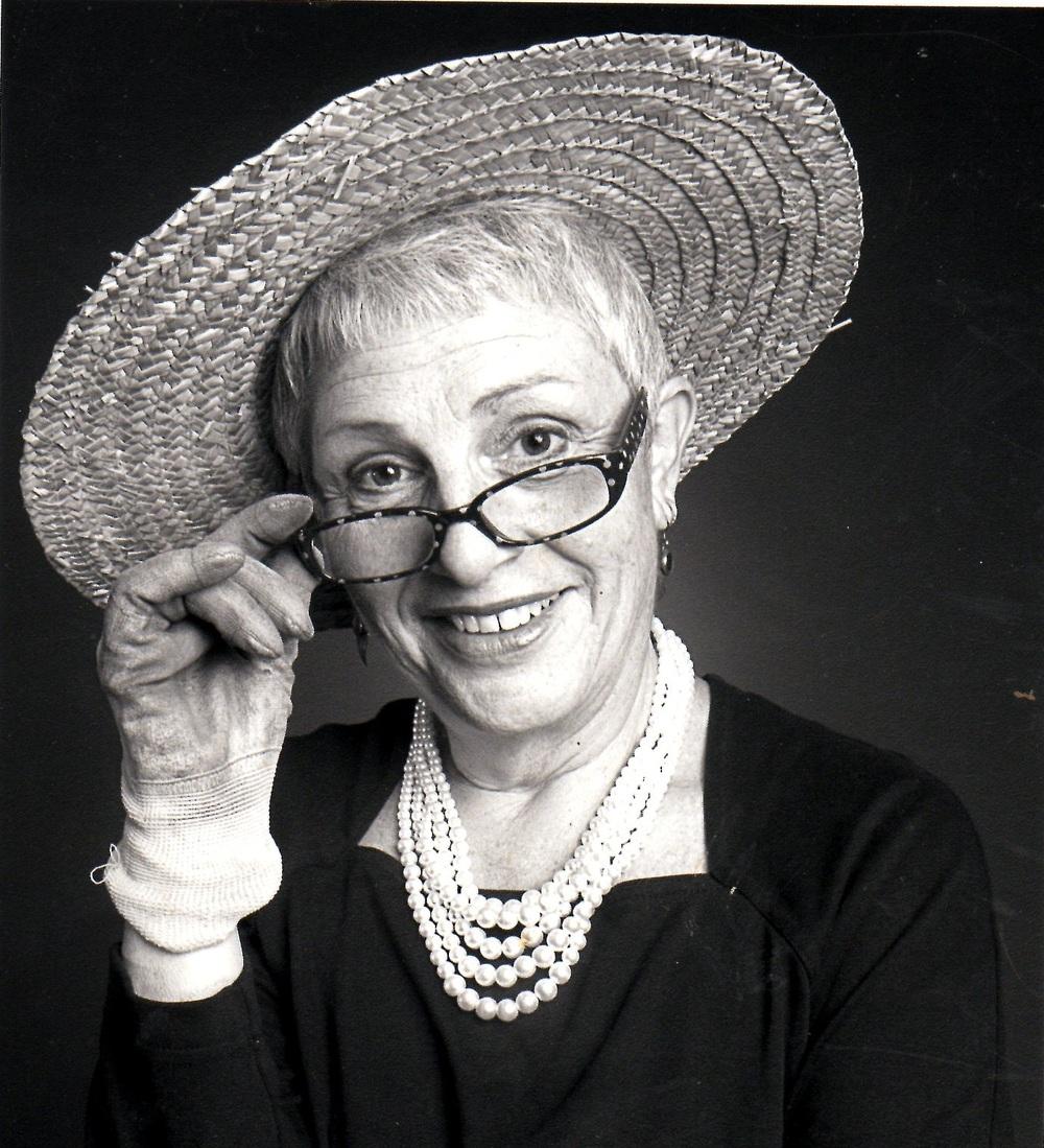 Sarah Vradenberg, Secretary; Former Akron Beacon Journal Editorial Writer and Current Master Gardener Volunteer -