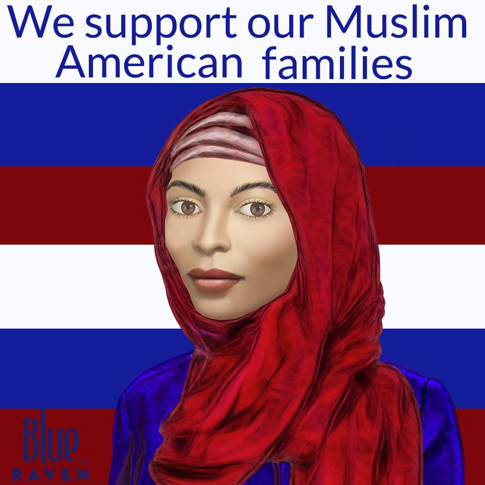 Muslim ban IG Post