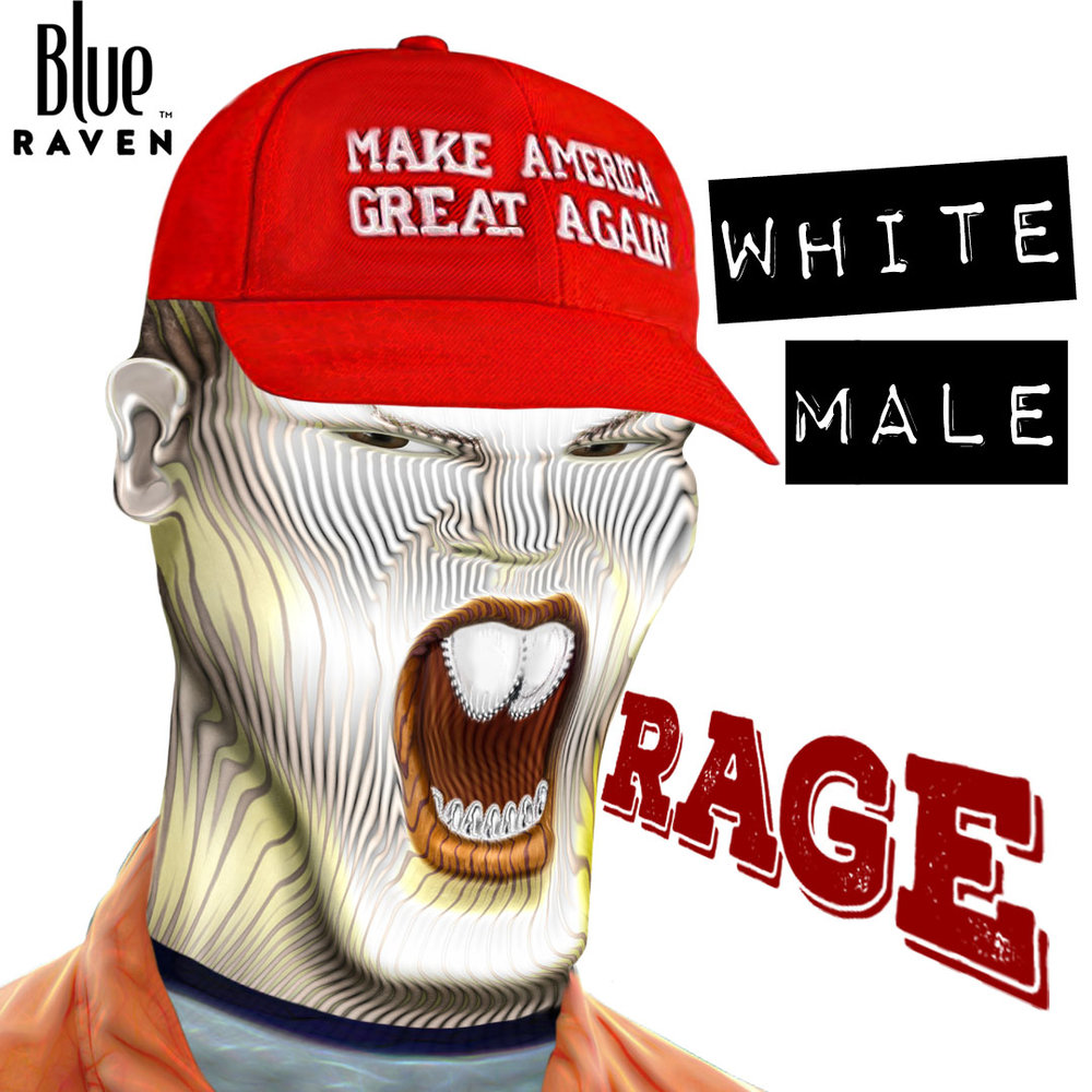 white male rage